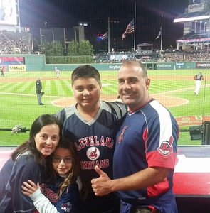 Martin attended Cleveland Indians vs. Detroit Tigers - MLB on Sep 11th 2017 via VetTix