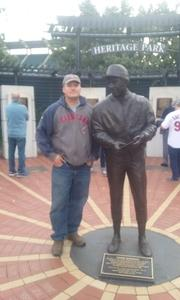 Robert attended Cleveland Indians vs. Detroit Tigers - MLB on Sep 11th 2017 via VetTix