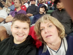 Nicholas attended Cleveland Indians vs. Detroit Tigers - MLB on Sep 11th 2017 via VetTix