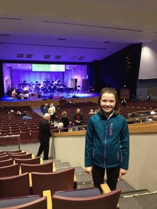 Peter attended Broadway Rocks! - Presented by the Cape Cod Symphony on Feb 17th 2018 via VetTix