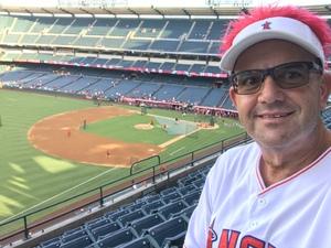 Dan attended Los Angeles Angels vs. Houston Astros - MLB on Sep 12th 2017 via VetTix
