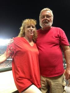 dennis attended Los Angeles Angels vs. Houston Astros - MLB on Sep 12th 2017 via VetTix