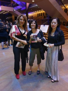 Jodie attended Opening Night - Eckart Preu Inaugural Concert - Presented by the Long Beach Symphony on Oct 7th 2017 via VetTix