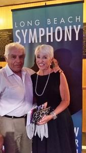 martin attended Opening Night - Eckart Preu Inaugural Concert - Presented by the Long Beach Symphony on Oct 7th 2017 via VetTix