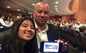 Anh attended Opening Night - Eckart Preu Inaugural Concert - Presented by the Long Beach Symphony on Oct 7th 2017 via VetTix