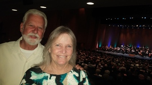 Peter attended Opening Night - Eckart Preu Inaugural Concert - Presented by the Long Beach Symphony on Oct 7th 2017 via VetTix
