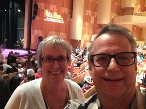 Shelley attended The Rat Pack Is Back! - Saturday on Sep 23rd 2017 via VetTix