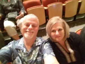 David attended The Rat Pack Is Back! - Saturday on Sep 23rd 2017 via VetTix