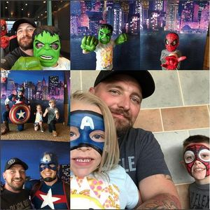 Bobby attended Marvel Universe Live! Age of Heroes - Show Tickets + Captain America Meet & Greet on Sep 28th 2017 via VetTix