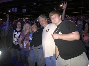 Michael Volkman and family attended Luke Bryan: Huntin', Fishin' & Lovin' Everyday Tour 2017 on Sep 8th 2017 via VetTix