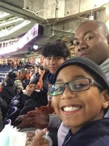 Christopher attended 2017 Texas Bowl - Texas Longhorns vs. Missouri Tigers - NCAA Football on Dec 27th 2017 via VetTix