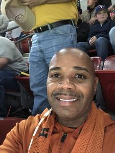 Rodney attended 2017 Texas Bowl - Texas Longhorns vs. Missouri Tigers - NCAA Football on Dec 27th 2017 via VetTix