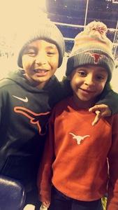 Stephan attended 2017 Texas Bowl - Texas Longhorns vs. Missouri Tigers - NCAA Football on Dec 27th 2017 via VetTix