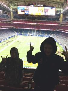 Daniel attended 2017 Texas Bowl - Texas Longhorns vs. Missouri Tigers - NCAA Football on Dec 27th 2017 via VetTix