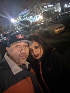 Joseph attended 2017 Texas Bowl - Texas Longhorns vs. Missouri Tigers - NCAA Football on Dec 27th 2017 via VetTix