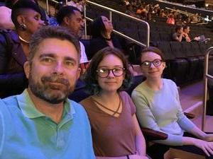 Jeffrey attended New York Liberty vs. Washington Mystics - WNBA Playoffs on Sep 10th 2017 via VetTix