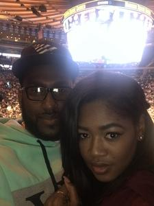 Steven attended New York Liberty vs. Washington Mystics - WNBA Playoffs on Sep 10th 2017 via VetTix
