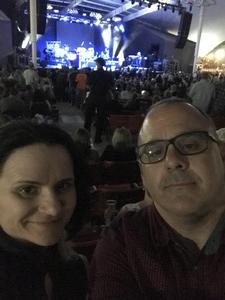 Raymond attended Pat Benatar and Neil Giraldo With Toto on Sep 12th 2017 via VetTix