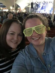 Kieffer attended Pat Benatar and Neil Giraldo With Toto on Sep 12th 2017 via VetTix