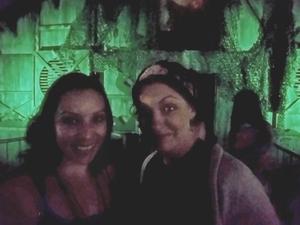 Daisy attended Sanctum of Horror on Oct 6th 2017 via VetTix