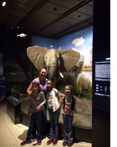 Jeana attended Houston Museum of Natural Science on Oct 7th 2017 via VetTix