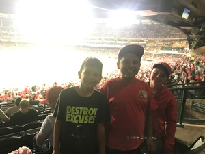 Jared attended Los Angeles Angels vs. Cleveland Indians - MLB on Sep 20th 2017 via VetTix