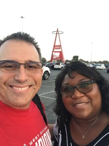 Tony attended Los Angeles Angels vs. Cleveland Indians - MLB on Sep 20th 2017 via VetTix
