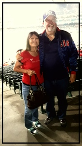 Anne attended Los Angeles Angels vs. Cleveland Indians - MLB on Sep 20th 2017 via VetTix