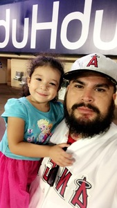 Adam attended Los Angeles Angels vs. Cleveland Indians - MLB on Sep 20th 2017 via VetTix