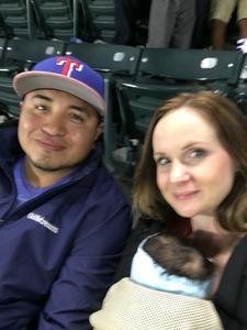 Cassie attended Texas Rangers vs. Oakland Athletics - MLB on Sep 29th 2017 via VetTix