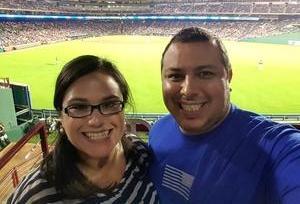 Eric attended Texas Rangers vs. Oakland Athletics - MLB on Sep 29th 2017 via VetTix