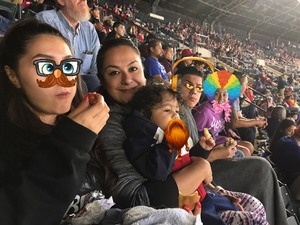 Jesus attended Texas Rangers vs. Oakland Athletics - MLB on Sep 29th 2017 via VetTix