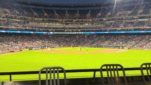 Robert attended Texas Rangers vs. Oakland Athletics - MLB on Sep 29th 2017 via VetTix
