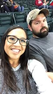 Sarai attended Texas Rangers vs. Oakland Athletics - MLB on Sep 29th 2017 via VetTix