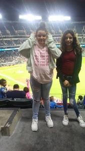 Orlando attended Texas Rangers vs. Oakland Athletics - MLB on Sep 29th 2017 via VetTix