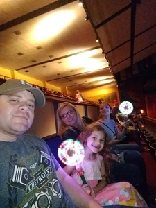 Jorge attended Peppa Pig Live - Evening Show on Oct 7th 2017 via VetTix