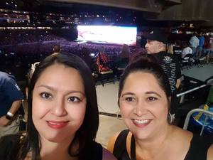 Deidra attended U2 the Joshua Tree Tour 2017 - Opening: Beck - Live in Concert on Sep 19th 2017 via VetTix