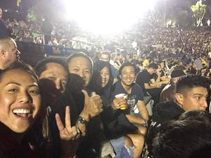 Rolando attended Green Day - Revolution Radio Tour on Sep 16th 2017 via VetTix