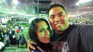 daryl attended Green Day - Revolution Radio Tour on Sep 16th 2017 via VetTix
