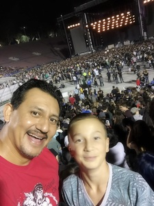 George attended Green Day - Revolution Radio Tour on Sep 16th 2017 via VetTix