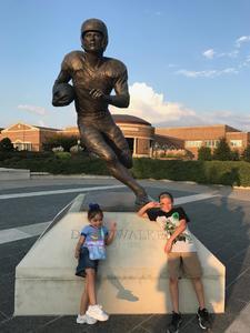 jorge attended Southern Methodist University Mustangs vs. Arkansas State - NCAA Football on Sep 23rd 2017 via VetTix