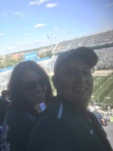 Wayne attended Michigan State Spartans vs. Iowa - NCAA Football on Sep 30th 2017 via VetTix
