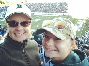Erin attended Michigan State Spartans vs. Iowa - NCAA Football on Sep 30th 2017 via VetTix