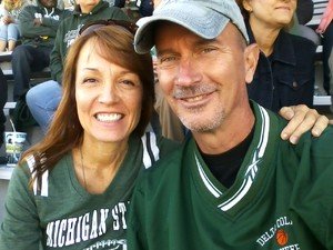 Greg attended Michigan State Spartans vs. Iowa - NCAA Football on Sep 30th 2017 via VetTix
