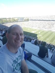 paul attended Michigan State Spartans vs. Iowa - NCAA Football on Sep 30th 2017 via VetTix