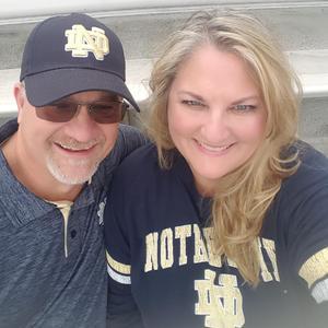 Mark attended University of North Carolina Tar Heels vs. Notre Dame - NCAA Football on Oct 7th 2017 via VetTix