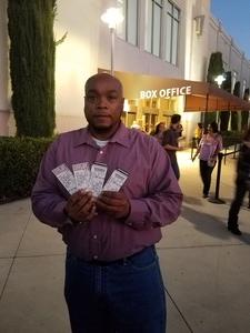 Keith Gee attended Soul2Soul Tour With Tim McGraw and Faith Hill on Sep 29th 2017 via VetTix