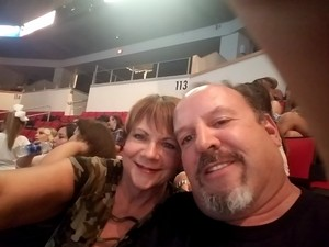 Robert attended Soul2Soul Tour With Tim McGraw and Faith Hill on Sep 29th 2017 via VetTix