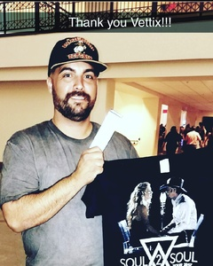 Fernando attended Soul2Soul Tour With Tim McGraw and Faith Hill on Sep 29th 2017 via VetTix