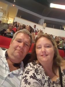 michael attended Soul2Soul Tour With Tim McGraw and Faith Hill on Sep 29th 2017 via VetTix